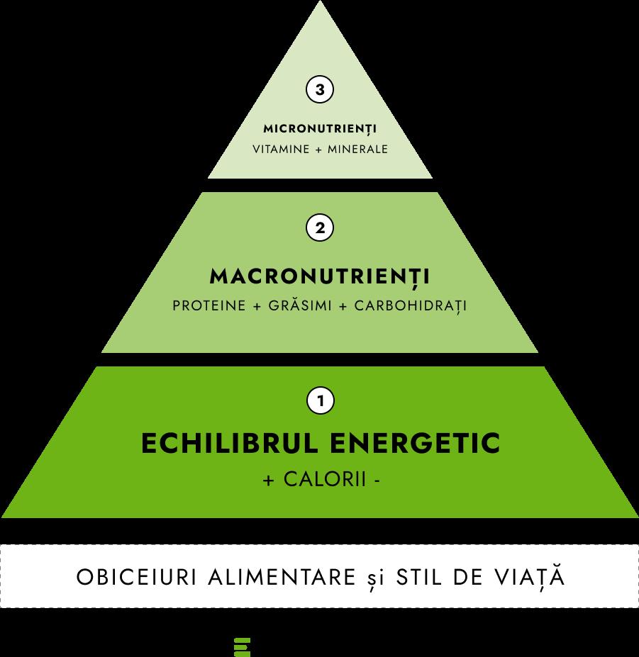 Piramida echilibrului corporal